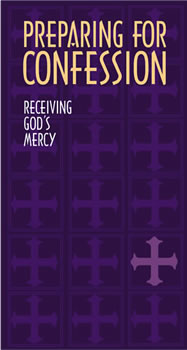 Preparing for Confession: Receiving God's Mercy